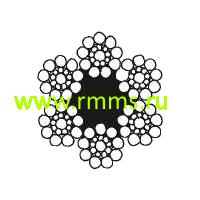 Канат лифтовой (грузолюдской) ГОСТ 3077-80